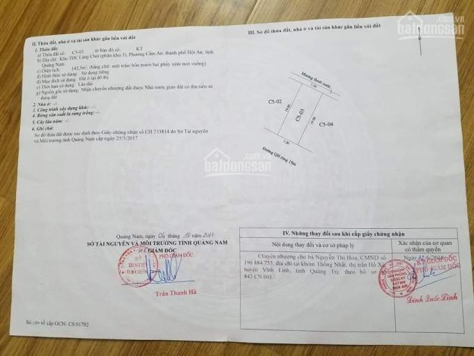 Bán nhà cấp 4, K408 Hoàng Diệu, thông ra Nguyễn Hoàng, Lê Đình Lý chỉ 100m - Nhà hướng Đông ảnh 0