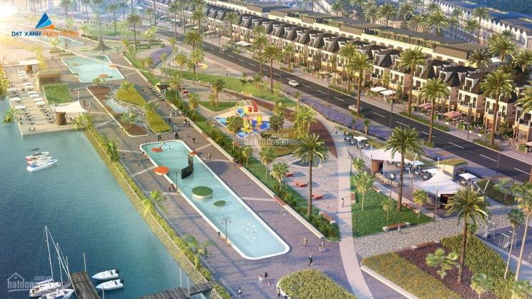 Đang cần tiền bán gấp lô đất chính chủ 100m2 đường 7.5m ven sông Cổ Cò, đối diện công viên giá rẻ ảnh 0