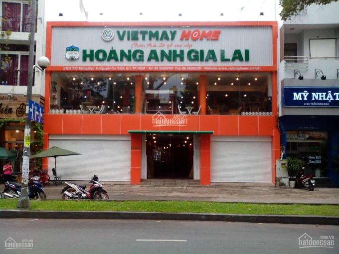 Cho thuê MT Nguyễn Công Trứ, Quận 1 DT 6,5x17m 2 lầu giá 75 triệu. LH 090167076 ảnh 0