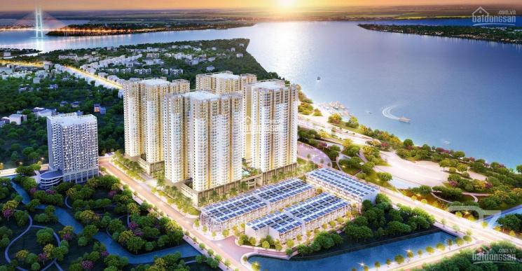 Chính chủ bán CH 2PN Q7 Saigon Riverside DT 66m2 giá chỉ 1.949 tỷ, chênh cực thấp LH 0909501237 ảnh 0