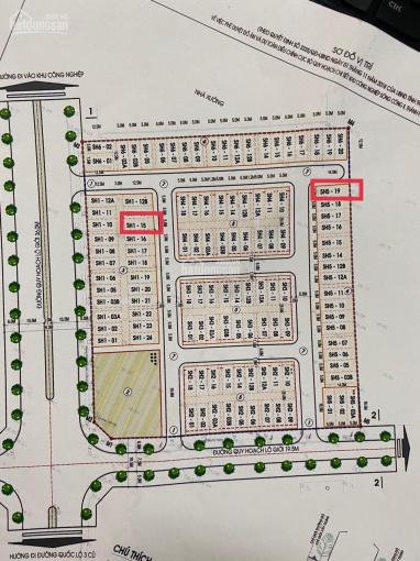 Chính chủ bán kiot cổng chính khu công nghiệp Sông Công 2 (550ha) xây sẵn 2 tầng, căn góc ảnh 0