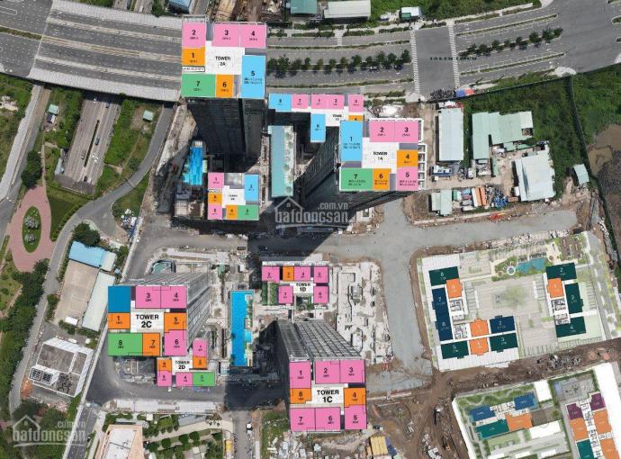 Căn hộ 2PN tòa Linden - Empire City view hồ trung tâm, icon 88 lầu rất cao chỉ 10,5 tỷ ảnh 0