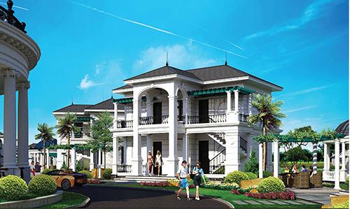 Bán biệt thự đảo sen giai đoạn 1 vip nhất Vườn Vua Resort & Villas ảnh 0