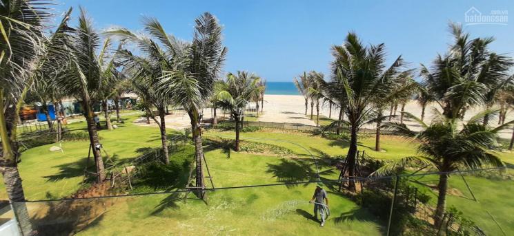 Bán căn biệt thự mặt biển An Bàng - Hội An, trong Resort Shantira Hội An Beach, có bãi biển riêng ảnh 0
