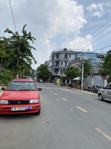 Bán nhà mặt tiền kinh doanh đường Nguyễn Hữu Dật, P. Tây Thạnh, DT 4.2mx16m, đúc 3.5 tấm hiện đại ảnh 0