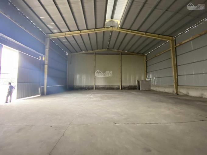 Cho thuê kho xưởng 700m2, 1300m2 KCN Quất Động ảnh 0