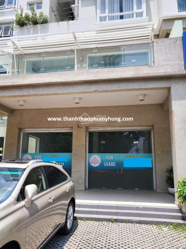 Cho thuê mặt bằng, shop kinh doanh tại Riverside Residence Phú Mỹ Hưng quận 7 ảnh 0