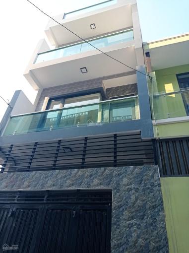 Bán nhà phường Bình Chiểu sát MT đường Tỉnh Lộ 43 nhà 1 trệt 2 lầu xây mới đường ô tô 6m ảnh 0