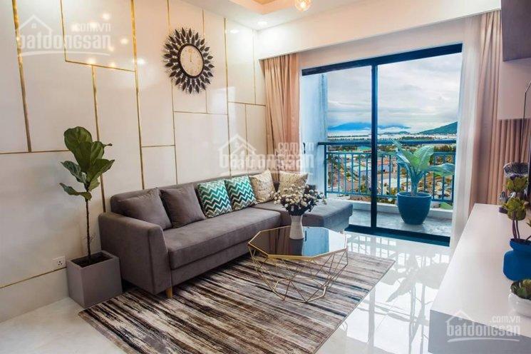 Bán căn hộ Sơn Trà Ocean View Đà Nẵng 2PN - 77m2 - view biển giá sập hầm 2.15 tỷ liên hệ 0901965065 ảnh 0