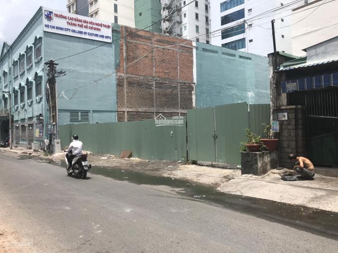 Chính chủ gửi bán khuôn đất vàng đường Nam Quốc Cang, Quận 1. DT 5x18m LH 0903632392 ảnh 0