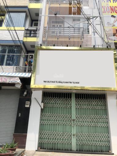 Tôi cho thuê nhà mặt tiền đường Tên Lửa - 5x20m ảnh 0