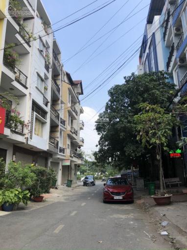 Bán đất mặt tiền hẻm 135 Nguyễn Hữu Cảnh P. 22 Q. Bình Thạnh 3,5x15m TXD 1 trệt 4 tầng giá 9,8 tỷ ảnh 0