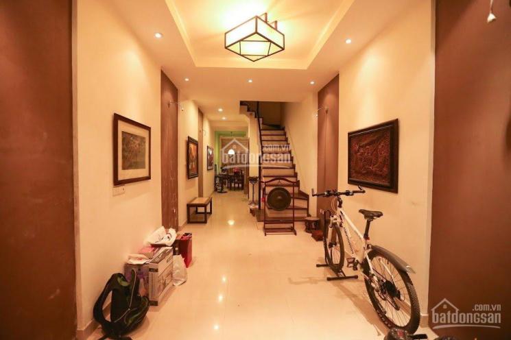 Cho thuê nhà: Ngõ 2 Trần Cung: Diện tích: 50m2 x 5 tầng ô tô đỗ cửa nhà mới thoáng ảnh 0