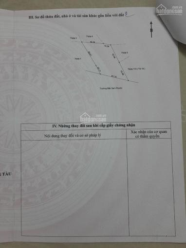 Đất Huyện Long Điền - xã Tam Phước - Bà Rịa Vũng Tàu - có sổ hồng 100% chính chủ ảnh 0