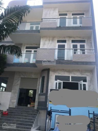 Cao ốc văn phòng mặt tiền khu đường 14m, Nguyễn Duy Trinh, Phú Hữu, Q9, DT: 8x15m ảnh 0