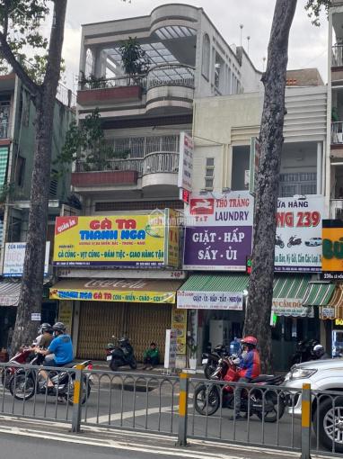 Hàng kín, bán gấp nhà 2 MT mặt tiền Lê Hồng Phong, Trần Phú, Q5 - 5m5x14m - 30 tỷ ảnh 0