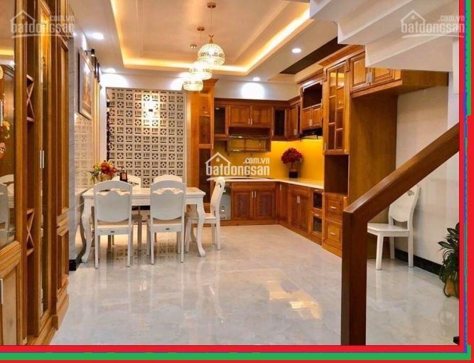 Cho thuê nhà HXH 315/2 Lê Văn Sỹ, ngay Trần Quang Diệu, Quận 3. DTSD: 250m2, 1 trệt 3 lầu, ST ảnh 0