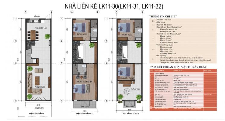 Bán nhà khu công nghiệp Sông Mây, Trảng Bom, Đồng Nai, 1 trệt 2 lầu 1 tum, 2.45 tỷ/căn, 0349822638 ảnh 0