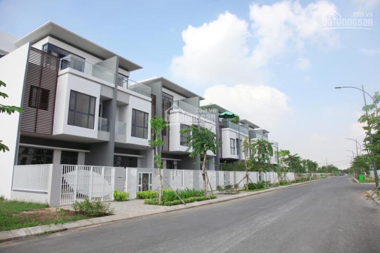 Nhà phố xây sẵn 1 trệt 2 lầu ngay trung tâm thành phố Bà Rịa Galaxy Boulevarld giá F1 ảnh 0
