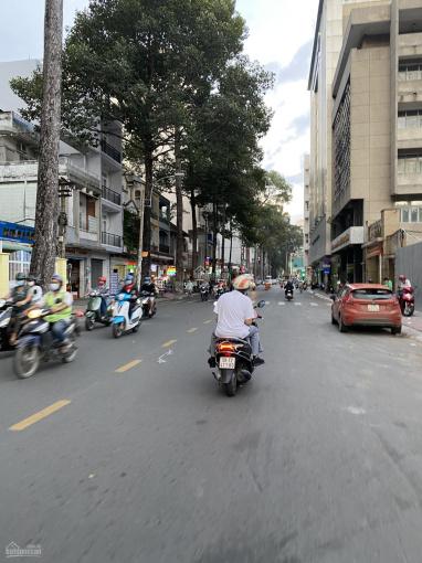 Chính chủ cần bán nhà 2 mặt tiền đường Lê Hồng Phong, quận 5 DT 5.5x14m, trệt, 4 lầu giá ảnh 0