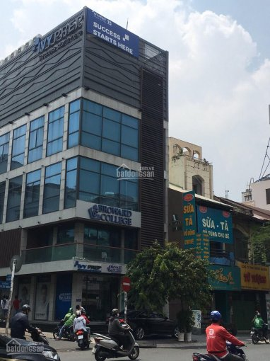Bán nhà MT Hồ Văn Huê góc Hoàng Văn Thụ, P9, Phú Nhuận hầm + 8 tầng HĐT 200 triệu giá 47 tỷ ảnh 0