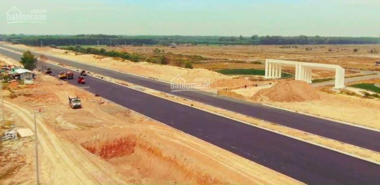 Bán đất Mega City 2, TT hành chính Nhơn Trạch, mặt tiền đường 25C đang hoàn thiện, giá tốt ảnh 0