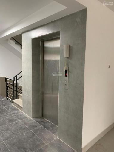 Cho thuê tòa nhà Đinh Bộ Lĩnh, Bình Thạnh 7.05x12m - DTSD 527m2 8 tầng 130 triệu/tháng ảnh 0