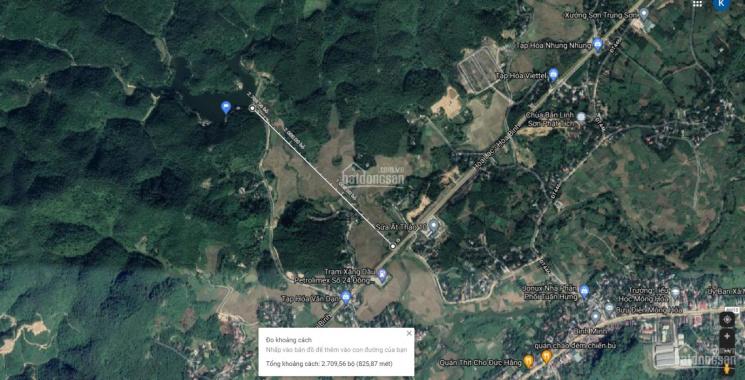 Bán khu đất 10.5ha, có thổ cư, trải dài 1.5km ven hồ lớn. Tiềm năng đầu tư ảnh 0
