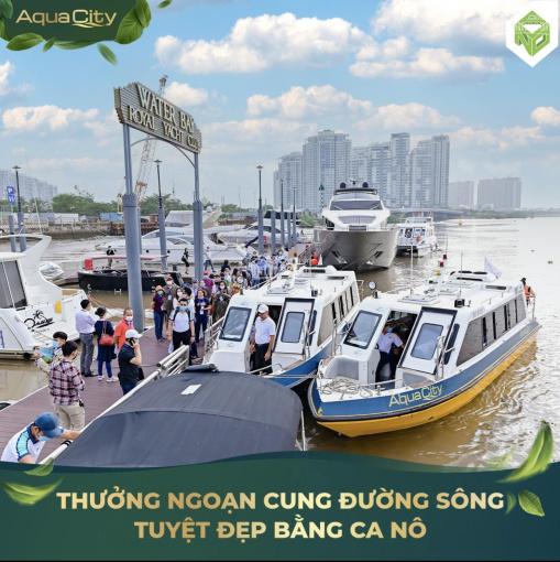 Chỉ 860 triệu ban đầu sở hữu nhà phố Đảo Phụng Hoàng Aqua City, thanh toán 1%/th - 30% trong 3 năm ảnh 0