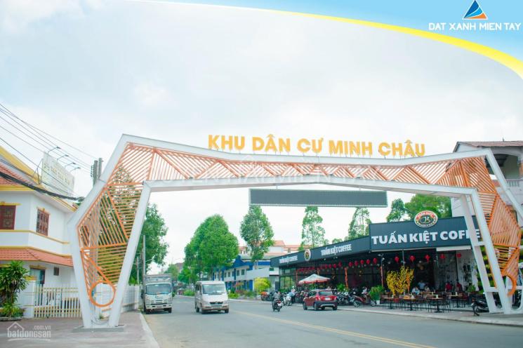 Chính chủ kẹt vốn cần bán nền khu dân cư Minh Châu, Sóc Trăng ảnh 0