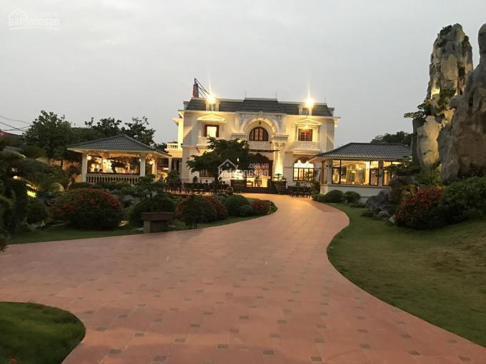 Cần bán biệt thự ven sông (nhà hàng ẩm thực Thái Hoà Viên) tại Nam Định ảnh 0