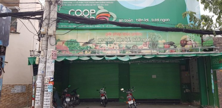 Chính chủ bán nhà MT Mai Văn Vĩnh, DT 192m2 cách Nguyễn Thị Thập 60m, LH 0919361299 ảnh 0