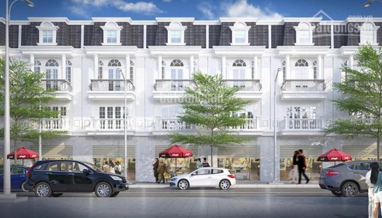 Trả trước 300tr sở hữu Shophouse ngay TT Tân Uyên, SHR, vừa ở vừa kinh doanh, hỗ trợ vay đến 70% ảnh 0