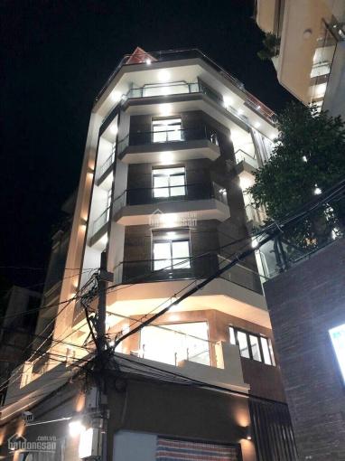 Bán căn góc Building 3MT Đặng Dung, P Tân Định, Q1 KC: 1 hầm 5 lầu DT 5.2x23m HĐT 100tr. 37 tỷ ảnh 0