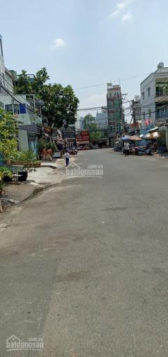 Nhà bán góc 2 mặt tiền đường Hưng Phú P.9 Q.8, DT 6mx16m 1 lầu gác vị trí đẹp ảnh 0
