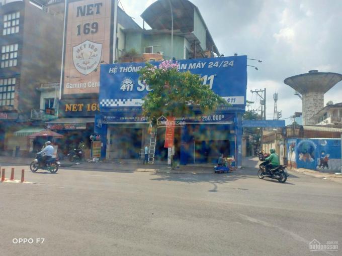 Cho thuê nhà góc 2MT Nguyễn Thái Sơn, DT: 11m x 12m, Q. Gò Vấp ảnh 0