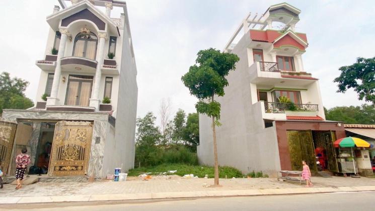 Kẹt tiền sang gấp 105m2 thổ cư gần Aeon Mall Bình Tân, bệnh viên Chợ Rẫy 2 - Liền kề Bình Chánh ảnh 0