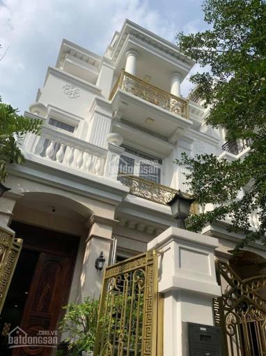 Bán biệt thự vườn Cityland, Trần Thị Nghỉ lô góc 2 mặt tiền, Gò Vấp, công viên trước nhà, giá 20 tỷ ảnh 0