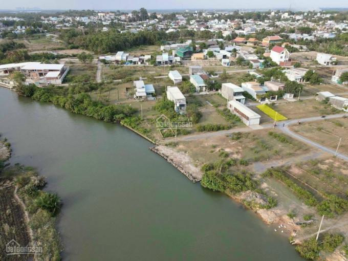 Đất nền ven sông, 10*20m, cách Q2 đúng 4km ảnh 0