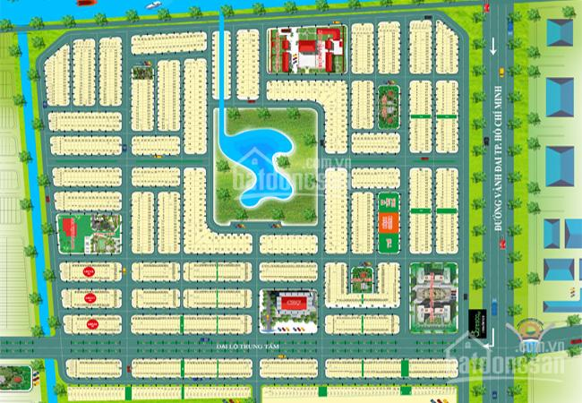 Đất nền KDC Resco (Daresco Residence) Đức Hòa - Long An. Giá tốt chủ đầu tư ảnh 0