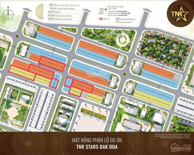 Lễ ra mắt quy hoạch khu đô thị thương mại Kiểu Mẫu TNR Stars Đak Đoa 0965268349 ảnh 0