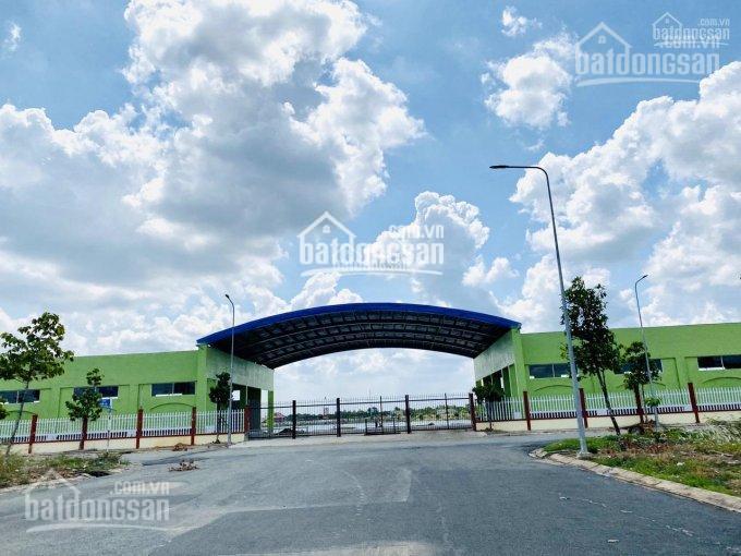 Chính chủ cần tiền bán gấp đất 5x26m, MT đường Số 8, KDC Tân Đô, Hương Sen Garden ảnh 0