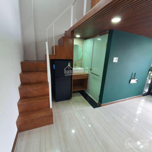 Bán căn hộ dịch vụ 2 mặt tiền, 1 hầm 1 trệt 5 lầu, hợp đồng thuê 110 tr/tháng, giá 16.5 tỷ ảnh 0