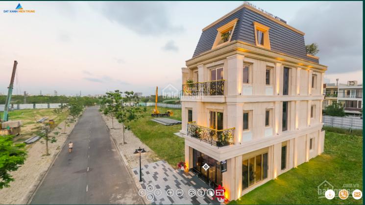 Mở bán shophouse trung tâm quận Hải Châu, tuyến phố đi bộ đầu tiên đạt chuẩn 5 sao tại Đà Nẵng ảnh 0