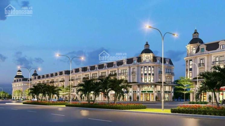 Shophouse 2 mặt tiền đường Trần Hữu Dực kéo dài. Giá đầu tư chỉ từ 160tr/m2 ảnh 0