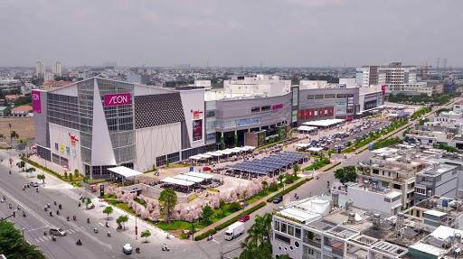 Bán lô đất 11x32m có sẵn biệt thự siêu đẹp liền kề Aeon Mall Bình Tân, giá 16 tỷ 200 ảnh 0