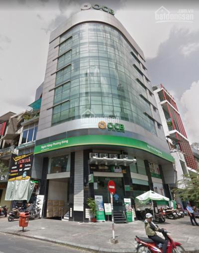 Cho thuê Tòa nhà góc 2MT Huỳnh Thúc Kháng, Q1, hầm 9 sàn + ST, giá thỏa thuận ảnh 0