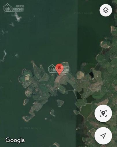 Đất mặt hồ Trị An, đường xe ô tô ảnh 0