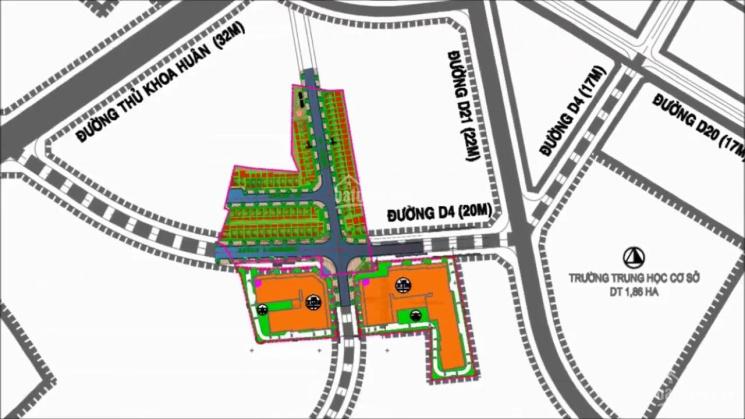 Mua nhà phố thương mại 2 lầu 1 trệt trung tâm TP Thuận An, giá chỉ 3.5 tỷ ảnh 0