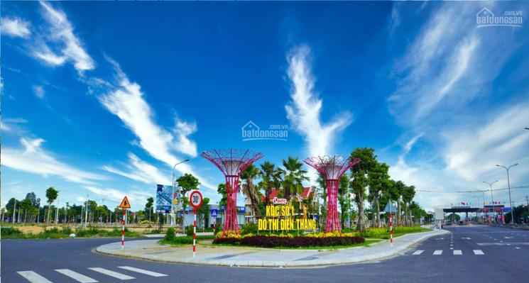Bán lô góc giá ưu đãi đầu tư dự án Epic Town Điện Thắng, Điện Bàn, Quảng Nam ảnh 0